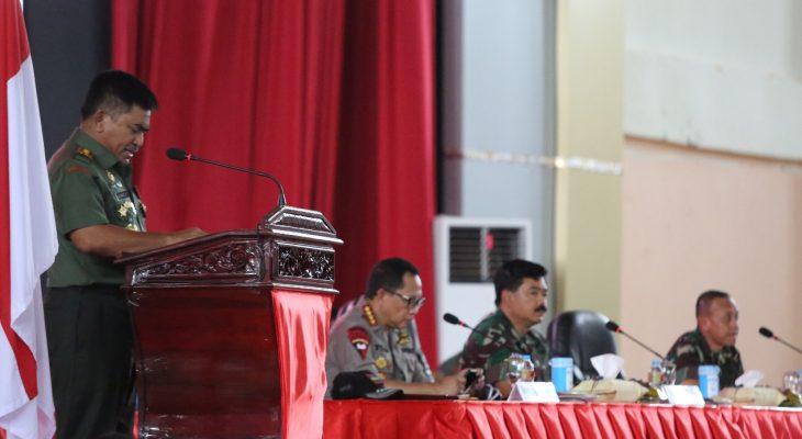 Pangdam IM: Sinergitas TNI/Polri di Aceh Sangat Baik