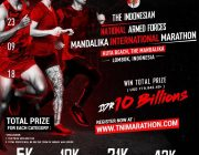 The Indonesian National Armed Forces, Mandalika International Marathon