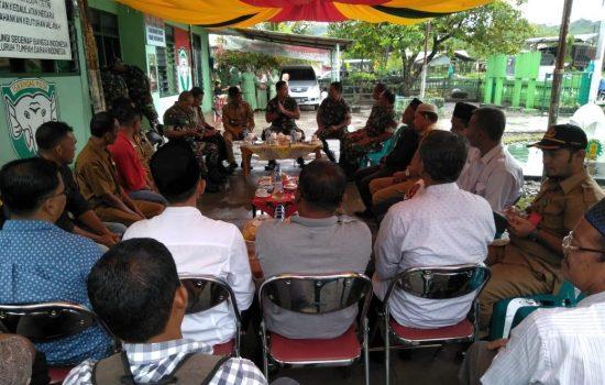 Dandim Aceh Jaya Silaturahmi dengan Masyarakat Lamno, Bertemu Pemuda Hingga Ulama