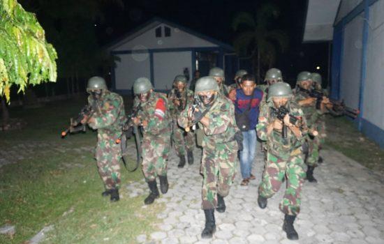 Yonif RK 113/JS Selesai Laksanakan Lattap Raider