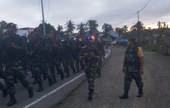 Serah Terima Peleton Beranting YWPJ Etape ke Lima