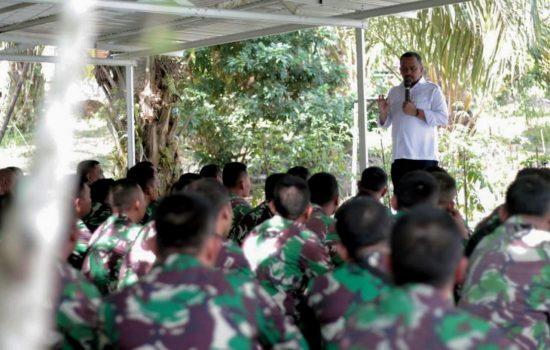 74 Calon Bintara Pembina Desa Terima Pembekalan Usaha