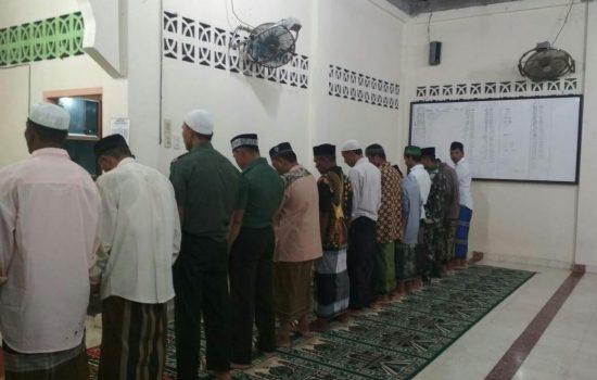 Jalin Silaturahmi Koramil 04/Peudada Bersama Warga Manunggal Subuh