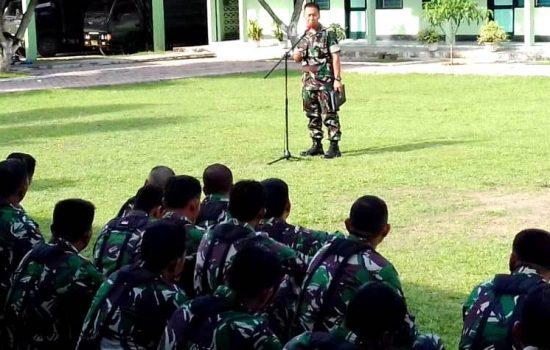 Dandim 0108/Agara: Perangi Berita Hoax dan Selalu Junjung Netralitas TNI
