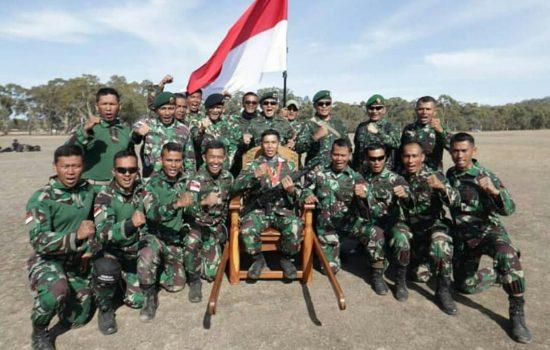 TNI AD Juara Lomba Tembak AASAM 2019, Berturut-turut 12 kali