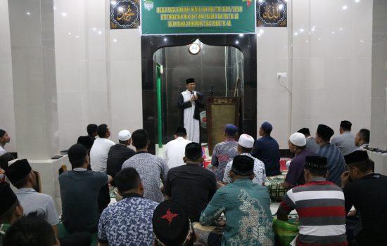 Prajurit Brigif 25/Siwah Peringati Nuzulul Qur'an