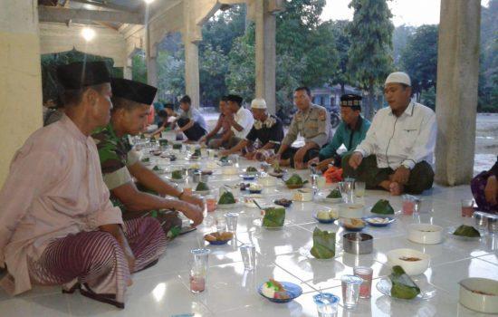 Babinsa Koramil 04/Bdh Laksanakan Safari Ramadhan