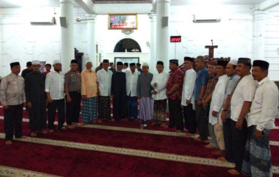 Danposramil Syiah Kuala Hadiri Safari Ramadhan Gemilang Kota Banda Aceh