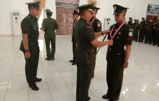 Danrindam IM Tutup Dikjur Taif Gelombang II Ta. 2018 (OV)