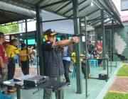 HUT Palad ke 73, Paldam IM Adakan Lomba Tembak Eksekutif Selama Dua Hari