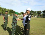 Pangdam IM Pimpin Upacara Pelepasan Purna Tugas dan PDTH Prajurit