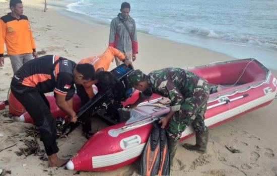 Satu Korban Tenggelam Belum Ditemukan, TNI dan Tim SAR Perluas Area Pencarian
