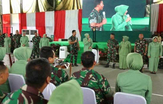 Kasad: Prajurit Kodam IM Harus Bantu Rakyat Aceh Membangun