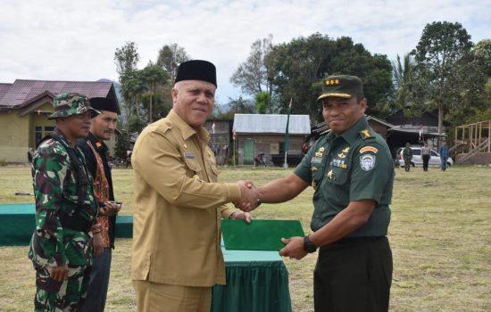Pa Ahli Pangdam IM Tutup TMMD Kodim 0106/Aceh Tengah