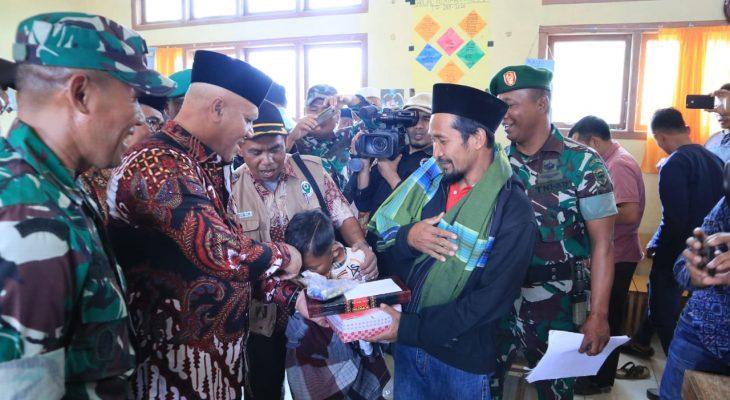 TNI Manunggal KB Kesehatan Bentuk Keluarga Berkualitas, Sehat dan Sejahtera