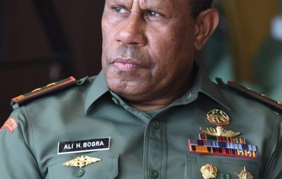 Mayjen TNI Ali Hamdan Bogra, Putra Terbaik Serui Turut Pimpin Sesko TNI