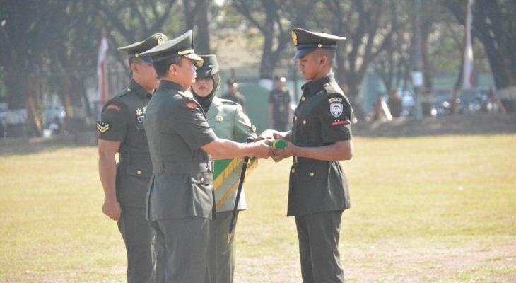 Pangdam IM Lantik 332 Prajurit Tamtama TNI AD