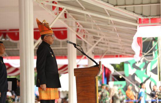 Pangdam IM Hadiri Upacara Hari Sumpah Pemuda Ke 91 Serta Tabliq Akbar Dan Deklarasi Damai