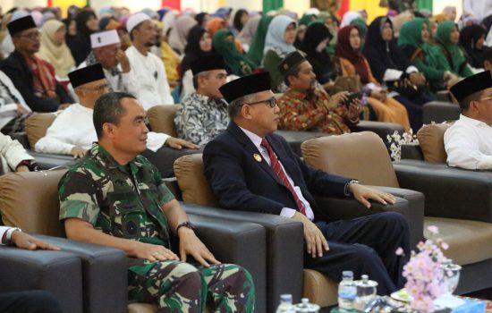 Pangdam IM Hadiri Silaturahmi Menteri Agama dengan Ulama Aceh dan Pejabat UIN ARRANIRY