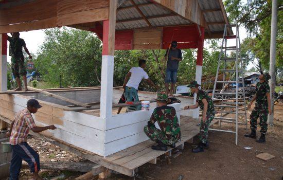 Rindam IM Karya Bakti dalam rangka Hari Infanteri TNI AD