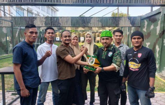 Perbakad Kodam IM Jalin kerjasama dengan Senator DPD-RI Perwakilan Aceh