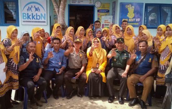 Danramil 11/Brb Dampingi BKKBN Birem Bayeun Dalam Pelayanan KB