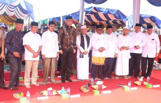 Kasdam IM Menghadiri Maulid Raya1441 H Kota Banda Aceh