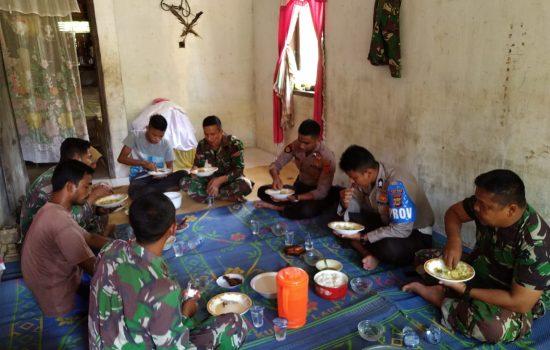 Satgas TMMD Menjadi Keluarga Baru Bagi Warga Desa Panggong