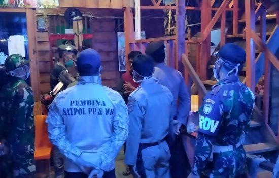 Kapten Inf Santoso Daminto Pimpin Patroli Gabungan