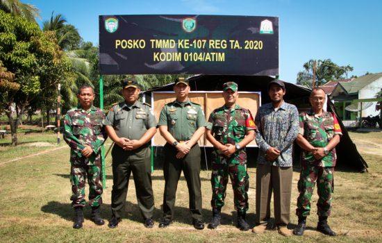 Terima Kasih Pak TNI, Sudah Membangun Desa Kami