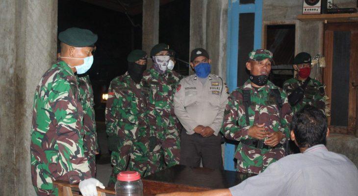 Koramil Jajaran Kodim 0111/Bireuen Lakukan Patroli