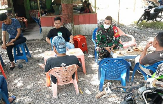Serda Zainal Amri Himbau Pemuda Jauhi Narkoba Sekaligus Mengajak Tingkatkan Persatuan dan Kesatuan