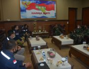 Pangdam IM Terima Audiensi Kepala Badan Pengelola Migas Aceh