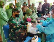 Sambut HUT TNI ke 75 Kodim Aceh Jaya Gelar Donor Darah