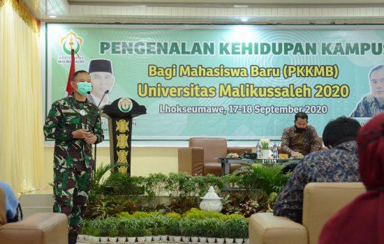 Danrem Baskoro: Korem 011/LW Siap Gandeng Universitas Malikussaleh Bantu Kembangkan Potensi Wilayah