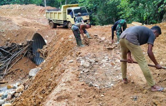 Program Tmmd Memberikan Dampak Positif Bagi Masyarakat Desa Babahlung