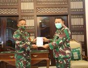 Pangdam IM: Kehadiran Kapuskesad ke Aceh Sangat Membantu Kami
