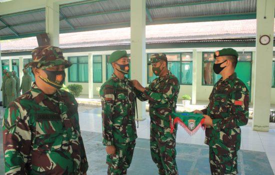 Dandim Aceh Selatan Secara Resmi Menutup Kegiatan Latorlan Taja Baru
