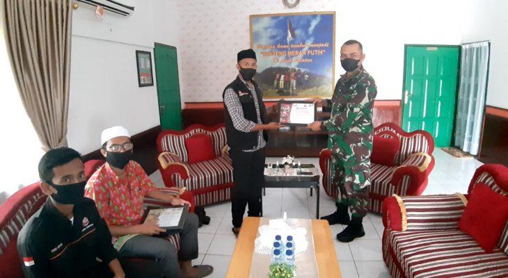 Kodim 0107/Aceh Selatan Terima Penghargaan Dari ACT Atas Keterlibatan Membantu Bencana Alam di Kalimantan dan Sulawesi