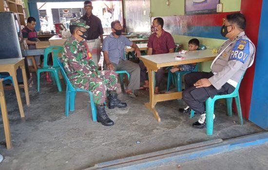 Sinergitas Babinsa Babinkamtibmas Dalam Menjaga Kamtibmas Desa
