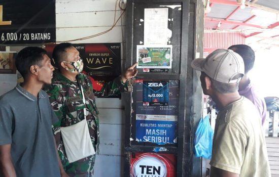 Kodim Aceh Jaya Mulai Mensosialisasikan Penerimaan Prajurit TNI AD