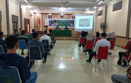 Dandim 0103/Aceh Utara Dengan Tegas Menyampaikan; Penerimaan Calon Prajurit TNI-AD Tidak Dipungut Biaya Alias Gratis.