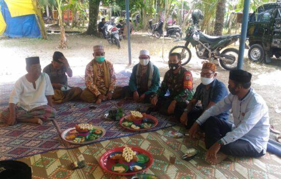 Danposramil Tadu Raya Laksanakan Komsos Himbauan Prokes Dengan Tokoh Agama/Ulama Dan Masyarakat