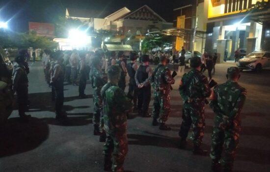 TNI-Polri Bersinergi Ciptakan Kondusifitas Jelang Pilkades