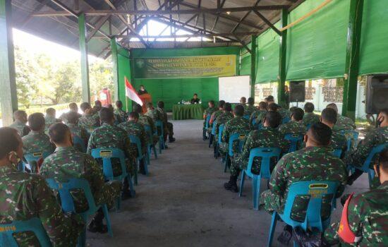 Binsiap Apwil Dan Puanter, Sarana Meningkatkan Kesiapan Prajurit Kodim 0116/Nagan Raya