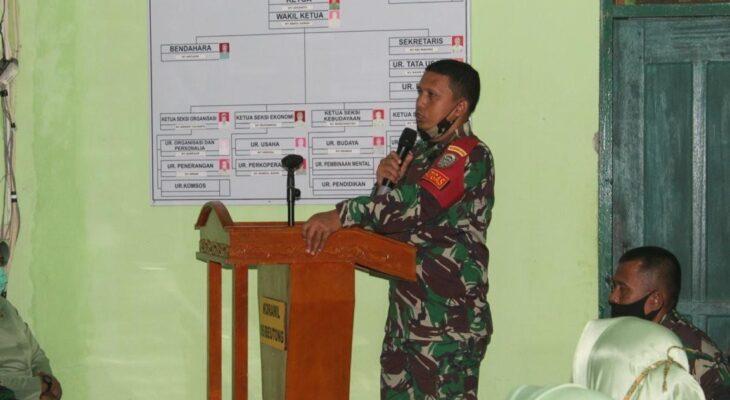 Jelang Pilkades/Pilchiksung Desember Nanti, Dandim Nagan Raya Ingatkan Anggotanya untuk Netral Dan Awasi Protokol Kesehatan