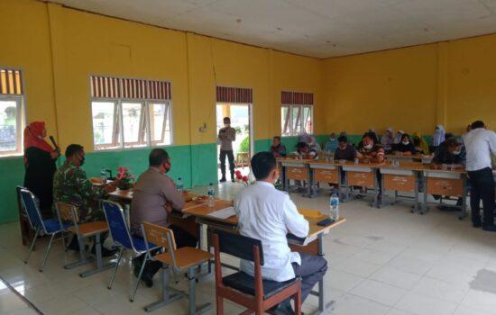 Upaya TNI Dalam Percepatan Pencapaian Vaksinasi Aceh Tenggara