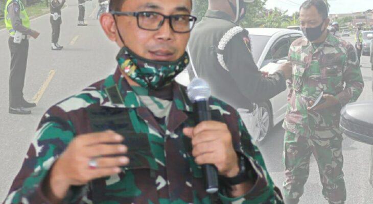 Operasi Patuh Selawah Resmi Dimulai, Dandim Abdya Ingatkan Prajurit Persit Jadi Tauladan Disiplin