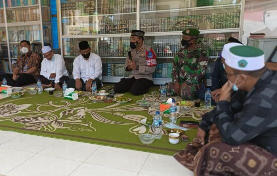 Satgas Covid-19 Aceh Selatan Berikan Edukasi dan Sosialisasi Vaksinasi Bagi Tokoh Ulama Pasie Raja dan Kluet Raya
