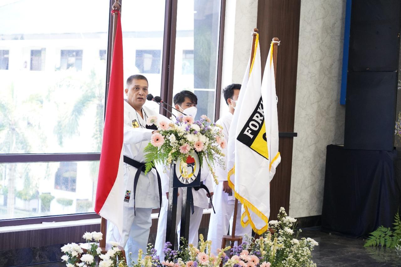 Brigjen TNI Niko Fahrizal Resmi Jadi Ketua Pengprov INKAI Aceh